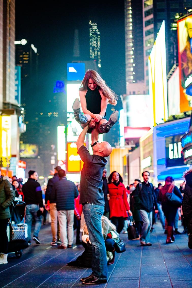 Elizabeth Birdsong Photography Destination wedding photographer Washington Square Park engagement Locations NYC-40