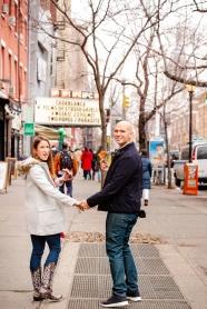 Elizabeth Birdsong Photography Destination wedding photographer Washington Square Park engagement Locations NYC-6