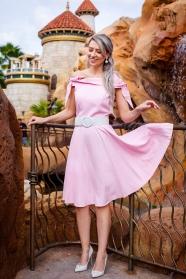 Photographer Amy Elizabeth Birdsong Photography Disney World Magic Kingdom Engagement Photos-23
