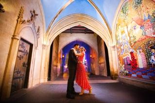 Photographer Amy Elizabeth Birdsong Photography Disney World Magic Kingdom Engagement Photos-65b